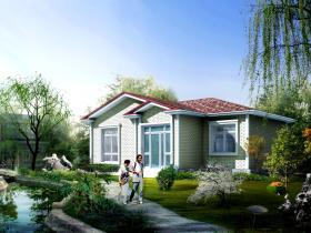 一套适合南方地区的郊区住宅楼房全套PDF施工图
