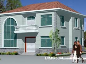 130平的单家独院式别墅建筑结构水暖电施工图免费下载