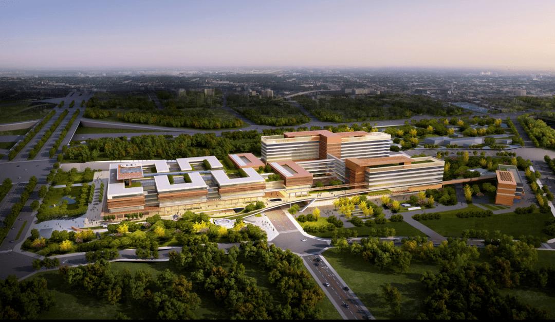 BIM + 智慧工地综合建造技术助力大型医疗建筑项目建设