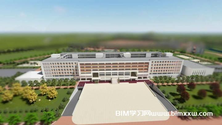 广东科学技术职业学院主教学楼BIM应用项目全套参赛资料
