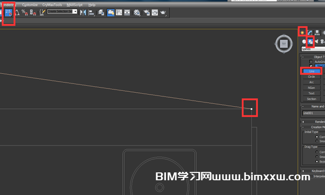 如何将CAD图纸导入3DMAX中建模?