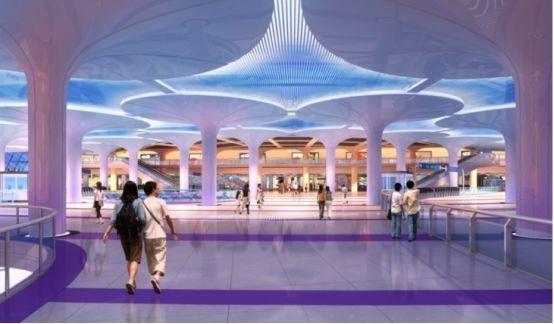全球最大地下交通枢纽:武汉光谷综合体项目BIM技术应用