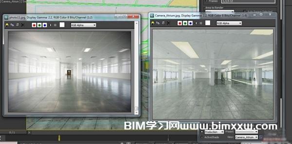 3Dmax教程:VRay现实主义渲染