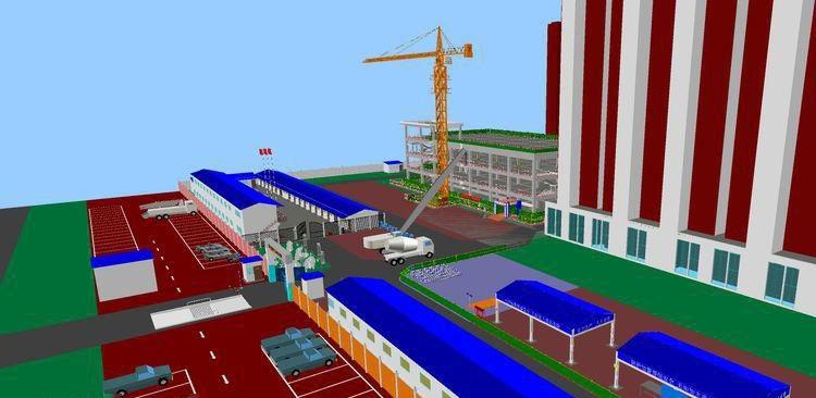 建筑工程领域的革命!BIM技术在施工中的八大应用
