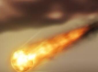 使用3dmax大气线框对象制作陨石特效的方法