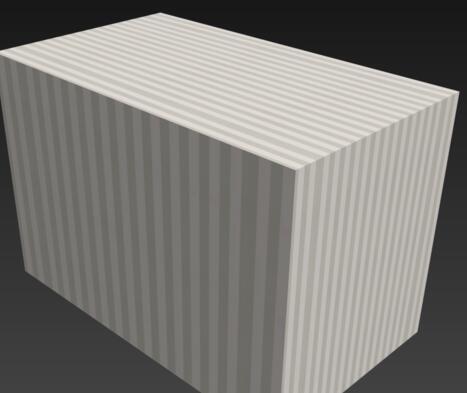 3dmax小技巧:旋转模型上贴好的材质贴图方向的方法