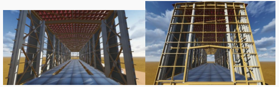 BIM技术在港区钢结构深化设计阶段中的应用案例分享