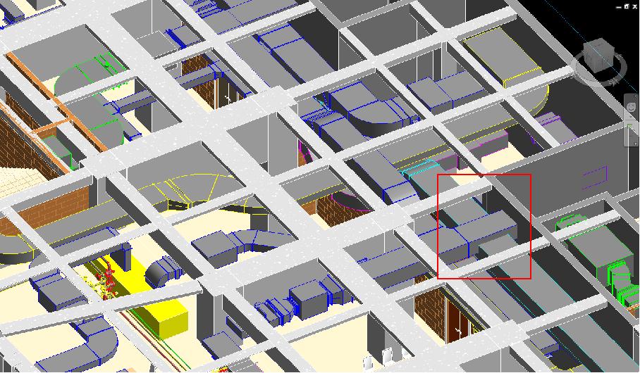 BIM技术在商业建筑机电工程应用点集锦