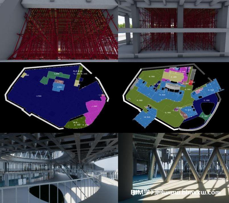 BIM技术在广州青少年宫项目的应用案例分享