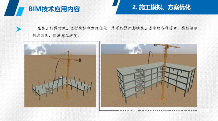 江苏某地区文华园项目BIM技术应用案例PPT资料