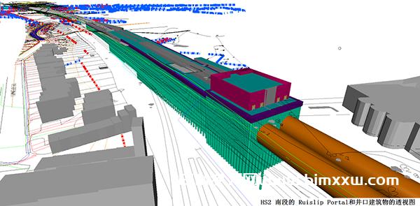 英国高铁2号线:中国BIM技术在欧洲最大铁路项目大显身手