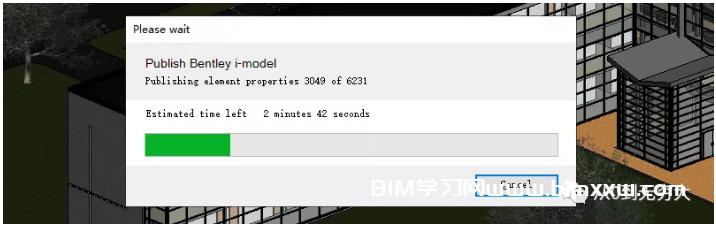 Revit文件导入到Bentley软件需要什么插件?如何导入?
