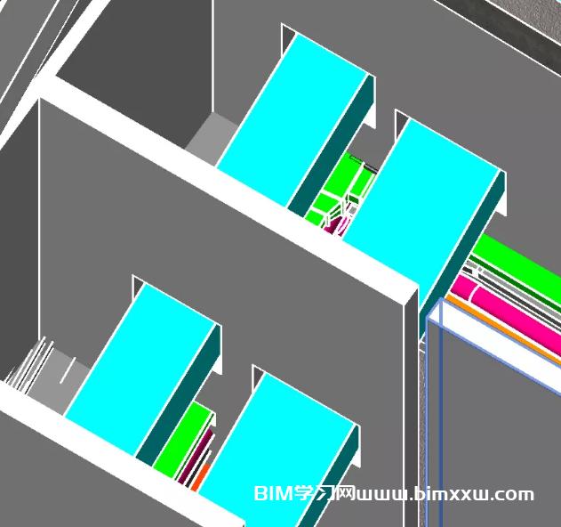 现阶段BIM模型做碰撞检查还有哪些值得推荐的应用点?