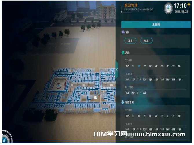案例分析:BIM技术在医院后勤管理中发挥什么样的作用?