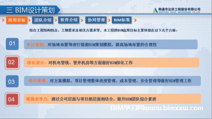 第八届龙图杯BIM大赛获奖作品PPT参考资料