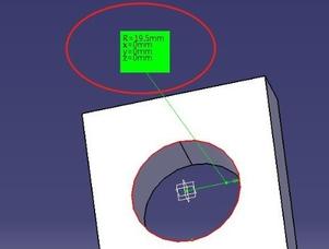 catia怎么测量尺寸?关于catia测量尺寸教程