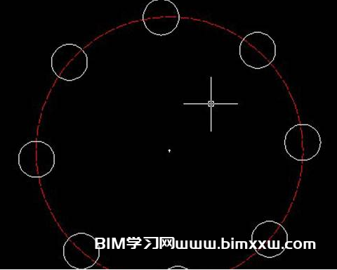 CAD中的阵列中的矩形阵列、环形阵列具体如何使用?