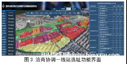 城市轨道交通勘测大数据平台及其在正向BIM规划设计中的应用