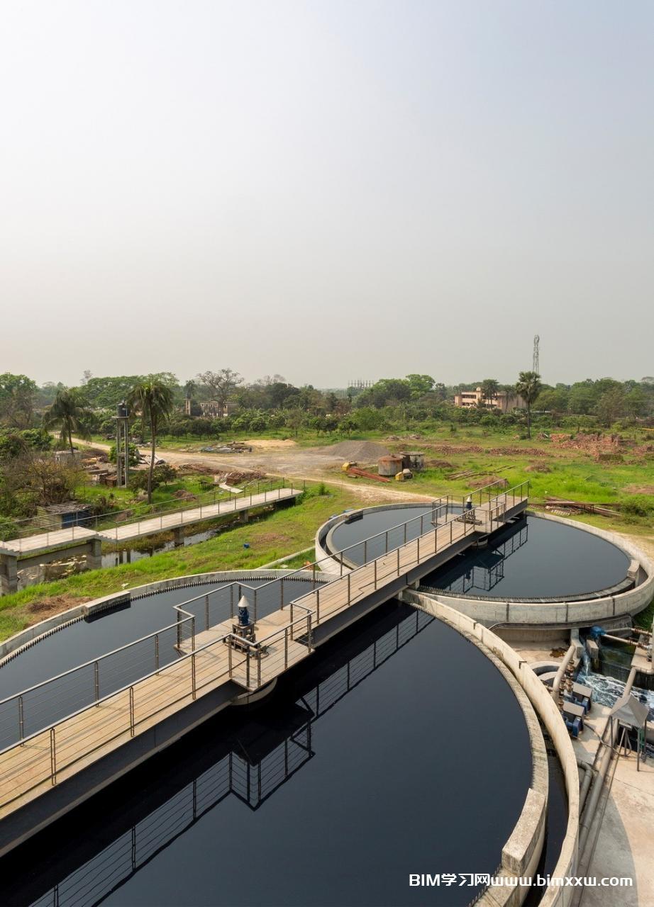 BIM技术在Reefat污水处理厂改建翻新过程中的应用