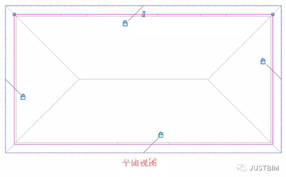 利用Revit软件绘制屋檐的简单教程