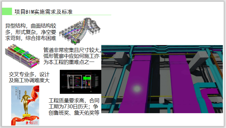 国际航站楼总承包管理BIM应用(含模型及PPT)