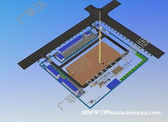 一套完整的住宅楼项目BIM资料:含图纸、模型、算量、场布、BIM5D