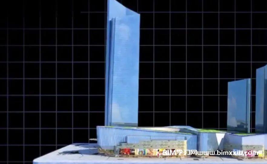 武汉恒隆广场二期购物中心项目BIM应用案例赏析