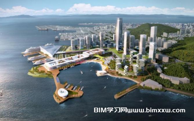 BIM技术在港口码头项目中的创新应用