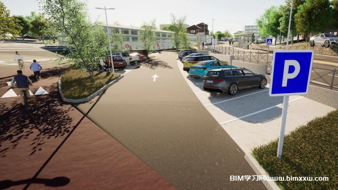 使用Twinmotion快速有效的制作城建规划可视化教程(一)