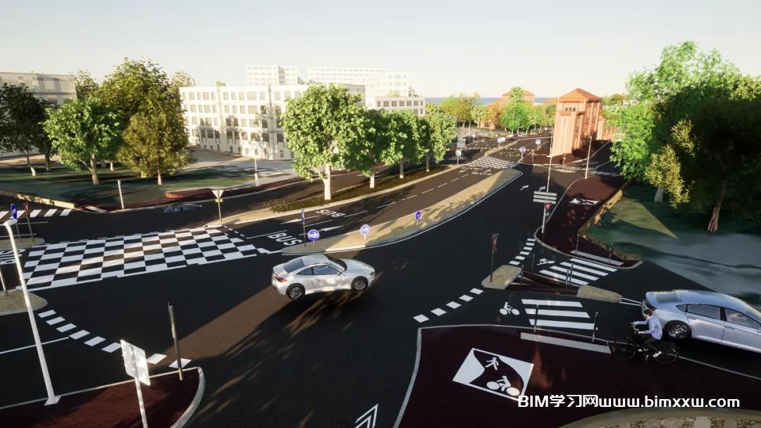 使用Twinmotion快速有效的制作城建规划可视化教程(二)
