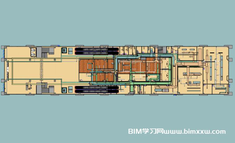 创新杯获奖项目:BIM技术在青岛地铁高架车站中的应用PPT