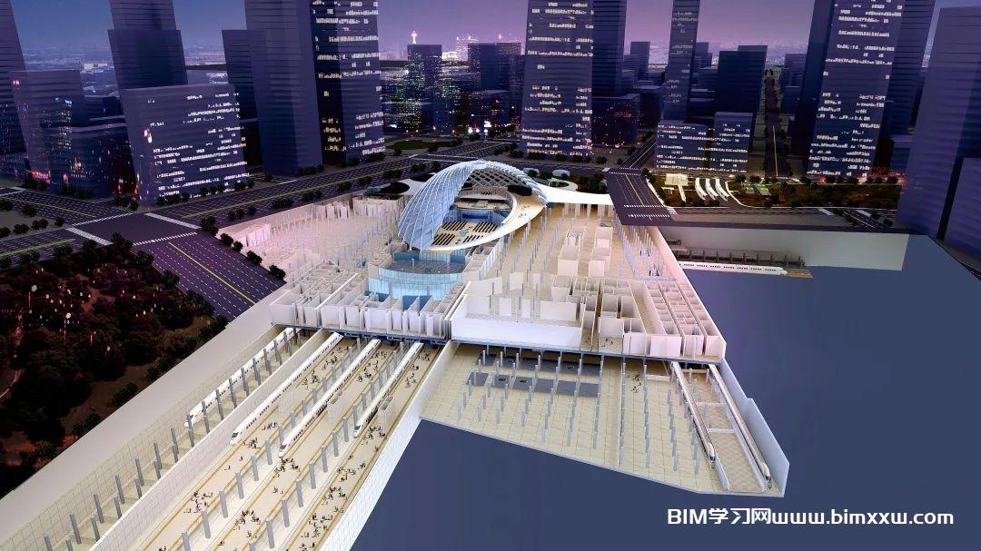 斩获鲁班奖和詹天佑奖、世界最大最深的高铁站房长啥样?