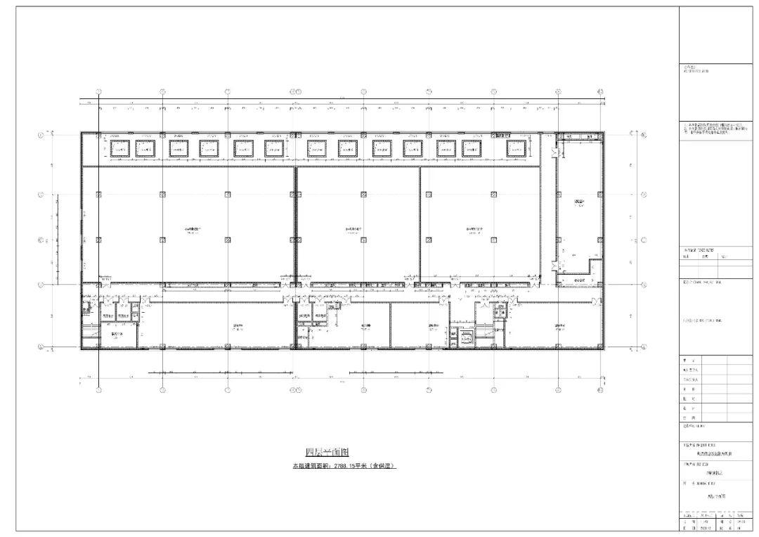 BIM+建筑施工图设计成果