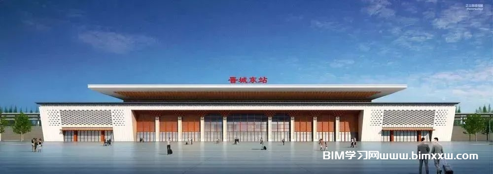 高铁站前广场场地设计中的BIM应用