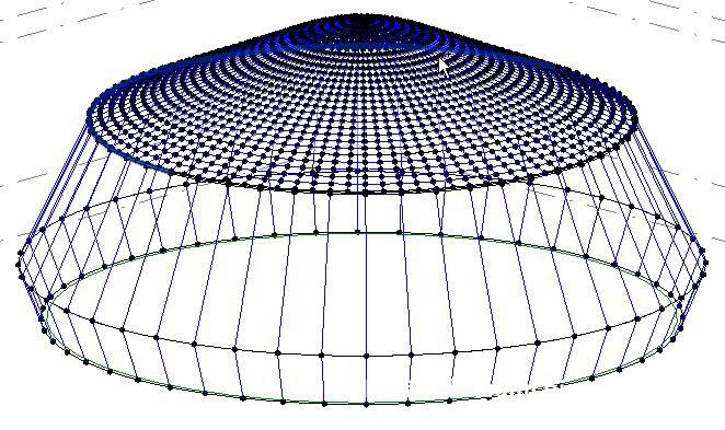 异形复杂幕墙BIM应用实例