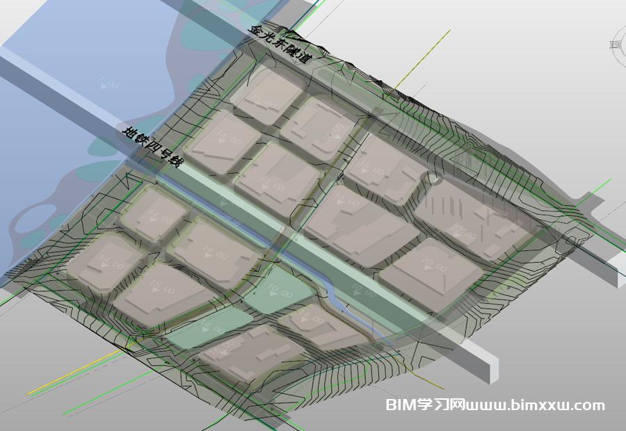 BIM技术在施工方案优化比选中的应用