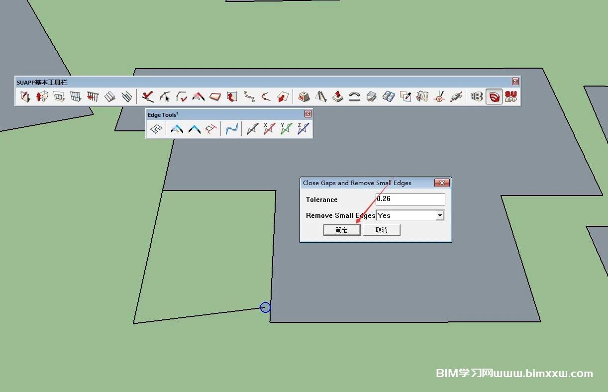 草图大师的Edge Tools插件如何使用?