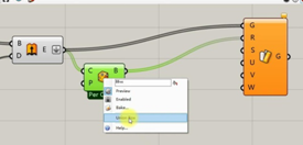 用Grasshopper软件制作渐变曲面的教程方法
