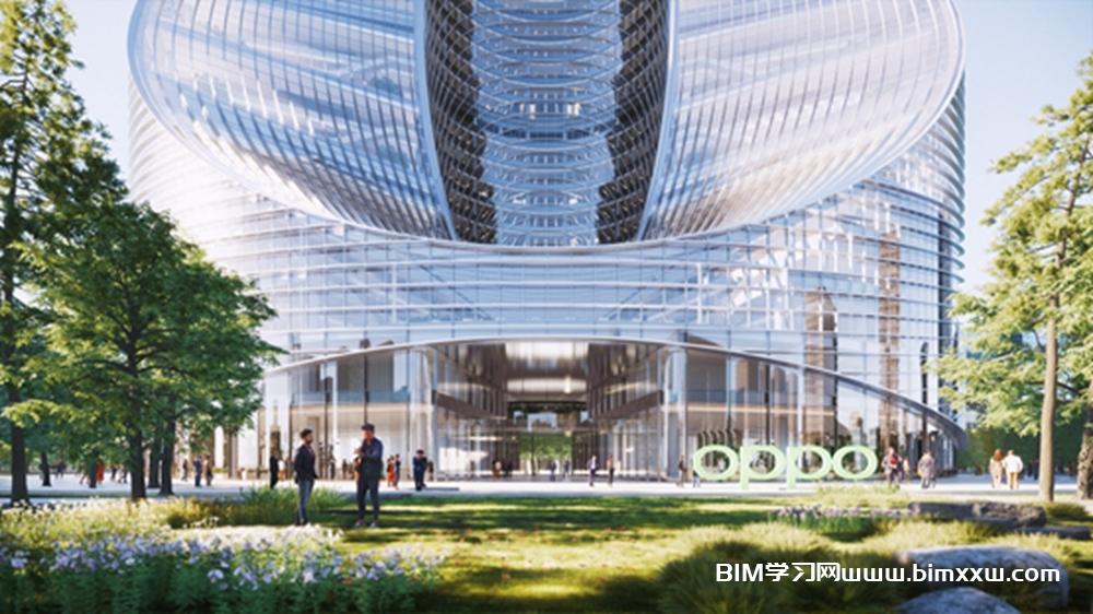 """BIG在杭州设计""""无限环""""摩天大楼"""